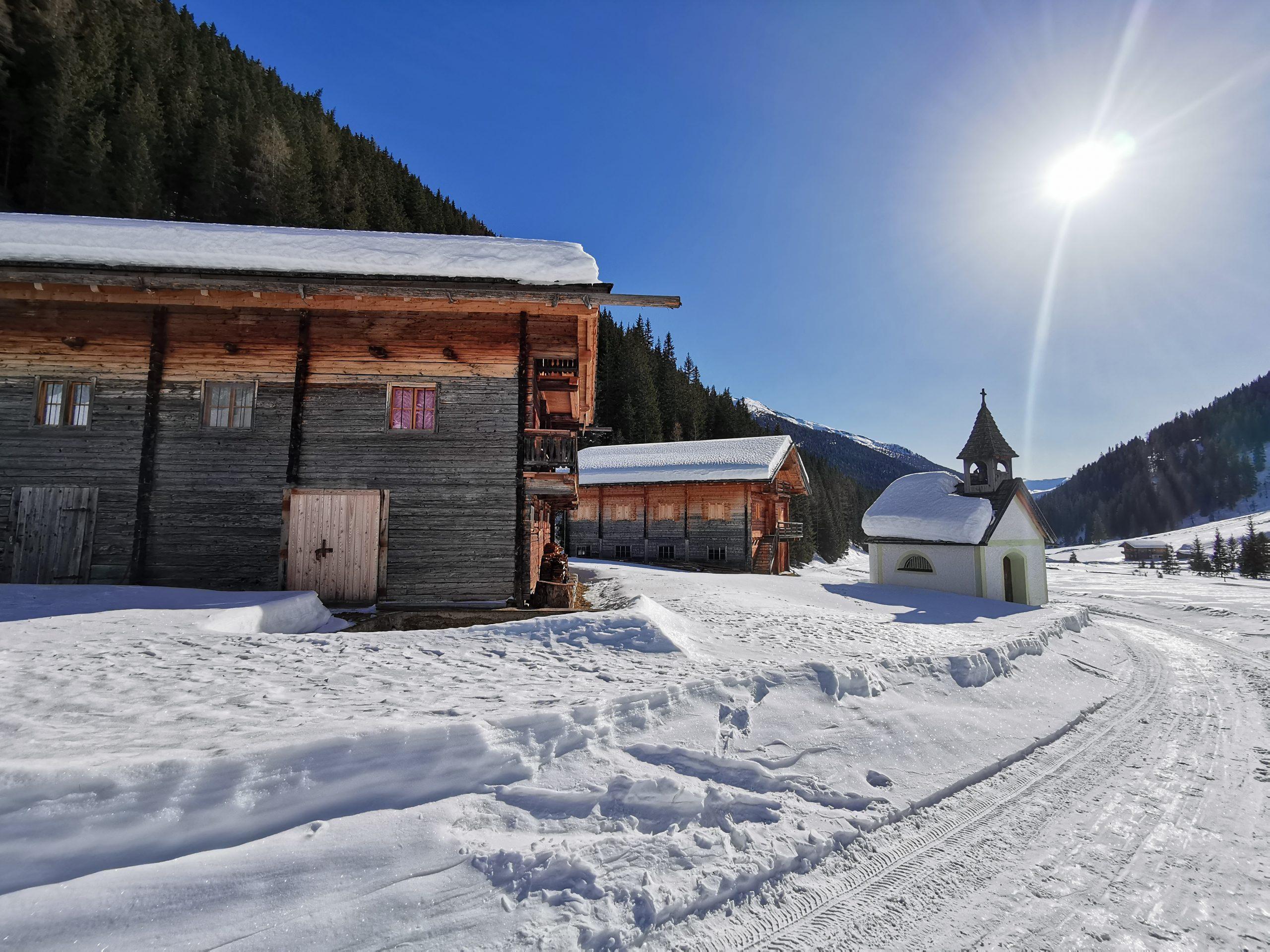 Winterurlaub in Innervillgraten