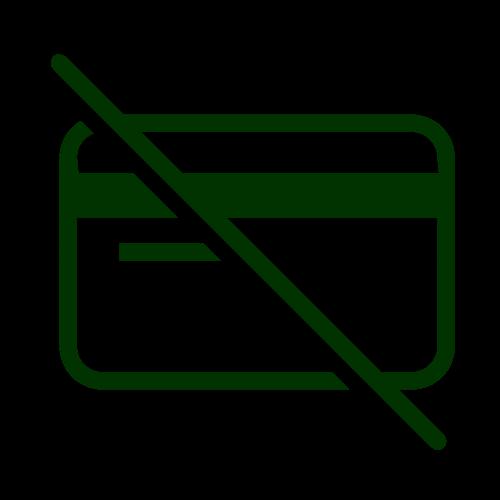 Icon keine Kartenzahlung möglich